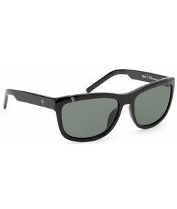 Spy Murena Sunglasses Black/Grey/Green Lens