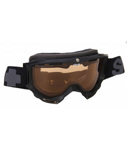 Spy Omega Goggles Matte Black/Persimmon Lens