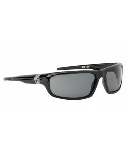 Spy OTF Sunglasses Black/Grey Polarized Lens