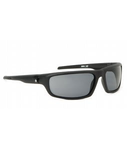 Spy OTF Sunglasses Matte Black/Grey Lens