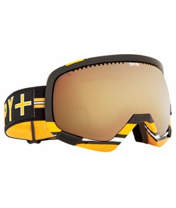 Spy Platoon Goggles Spy+Eero Niemela/Bronze/Gold Mirror Lens