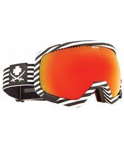 Spy Platoon Goggles Scallywag/Bronze/Red Spectra Lens