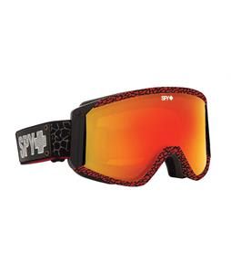 Spy Raider Goggles Spy + Stevie Bell/Bronze/Red Spectra + Persimmon Lens