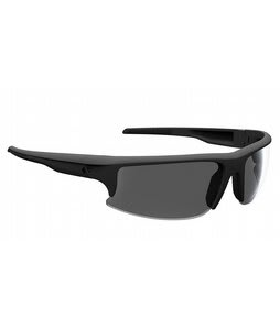 Spy Rivet Sunglasses Matte Black/Grey Lens