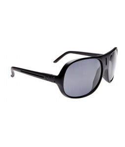 Spy Stratos II Sunglasses Matte Black/Grey Lens