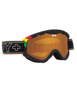 Spy T3 Goggles One Love/Persimmon Lens
