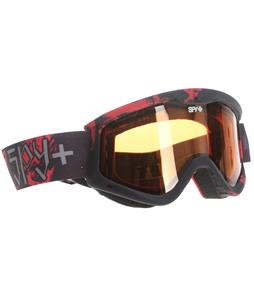 Spy T3 Goggles Red Reaper/Persimmon Lens