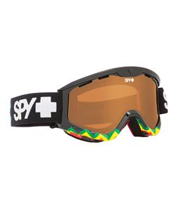 Spy T3 Goggles Rude Boy/Persimmons Lens