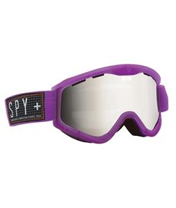 Spy T3 Goggles Translucent Jazz/Bronze/Silver Mirror Lens
