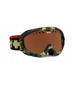 Spy Targa Mini Goggles Special Ops/Persimmon Lens