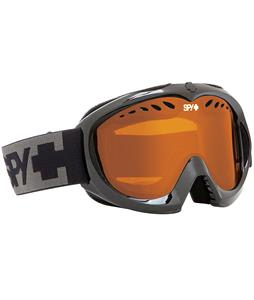 Spy Targa Mini Goggles Black/Persimmon Lens