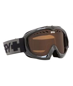 Spy Targa Mini Goggles Black/Bronze Lens