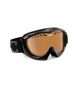 Spy Targa II Goggles Black/Persimmon Lens