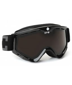 Spy Targa 3 Goggles Snow Black/Bronze Lens
