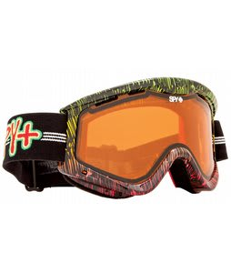 Spy Targa 3 Goggles Sailin' On/Persimmon Lens