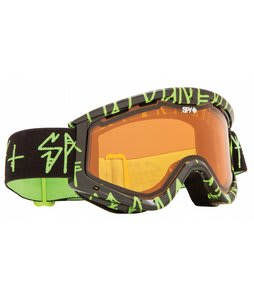 Spy Targa 3 Goggles Scribe/Persimmon Lens