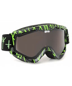 Spy Targa 3 Goggles Snow Scribe/Bronze Lens