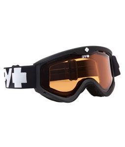 Spy T3 Goggles Black/Persimmon Lens