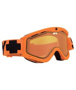 Spy T3 Goggles Orange/Persimmon Lens