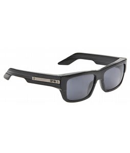 Spy Tice Sunglasses Black/Grey Lens