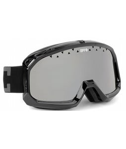 Spy Trevor Goggles Black/Bronze/Silver Mirror Lens