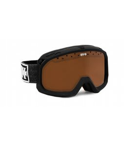 Spy Trevor Goggles Black/Persimmon Lens
