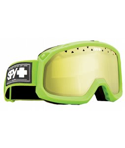 Spy Trevor Goggles Ultra Lime/Yellow/Green Spectra Lens