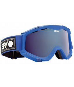 Spy Zed Goggles Brooklyn Blue/Bronze/Dark Blue Spectra Lens