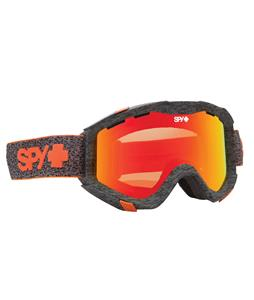 Spy Zed Goggles Neon Autumn/Bronze/Red Spectra + Persimmon Lens