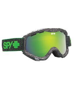Spy Zed Goggles Neon Spring/Yellow/ Green Spectra + Bronze Lens