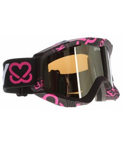 Spy Zed Keep A Breast Goggles Bronze/Silver Mirror Lens