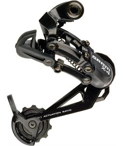 SRAM X.4 7/8 Speed Long Cage Bike Derailleur Black