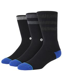 Stance Beach Park Socks Black