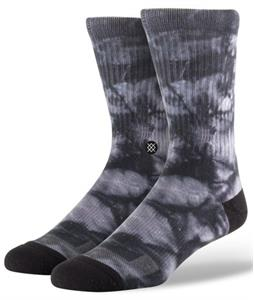 Stance Burn Out Socks Grey