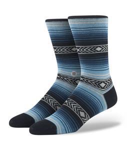 Stance Calexico Socks Blue