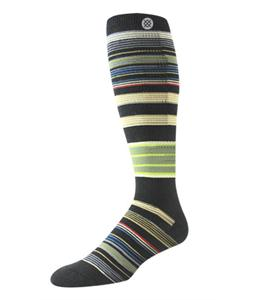 Stance Cardston Snowboard Socks Black