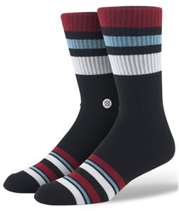Stance Carlton Socks Black