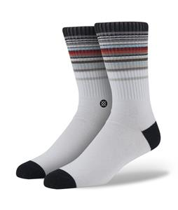 Stance Chester Socks White
