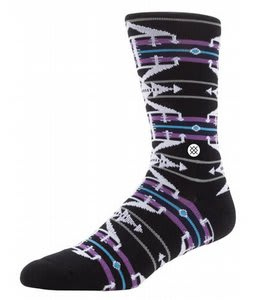 Stance Chris Cole Socks Black