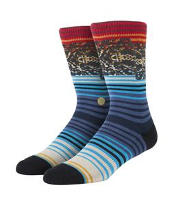 Stance Cortez Socks Navy