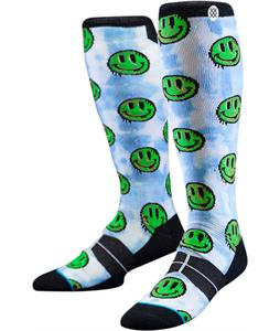 Stance Drizzle Socks Green