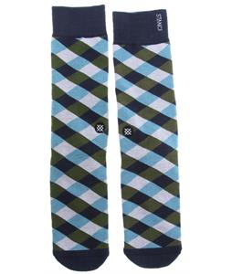 Stance Hampton Socks Navy