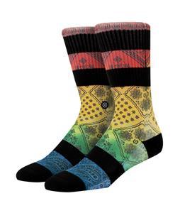 Stance Homie Socks Red