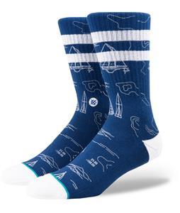 Stance John John Florence Navigator Socks