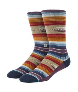 Stance Juarez Socks Brown