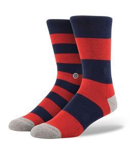 Stance Mariner Socks Navy