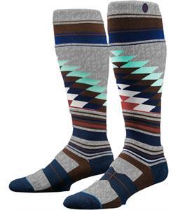 Stance Nuevo Socks Grey