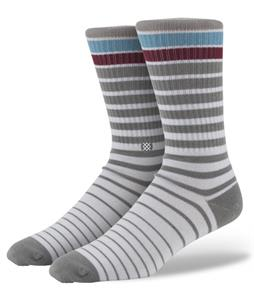 Stance Physics Socks Grey