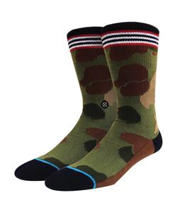 Stance Prarie Dog Socks Brown