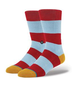 Stance Pushpop Socks Red